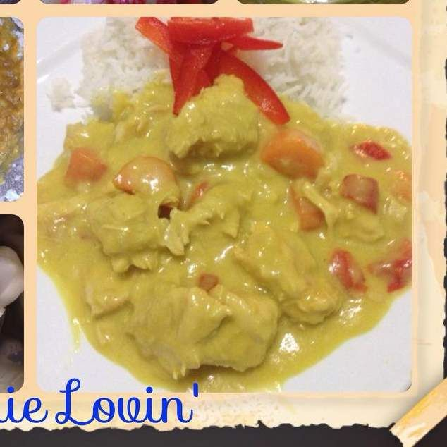 Recipe Honey Mustard Chicken GF & DF by Thermie Lovin' - Recipe of category Main dishes - meat