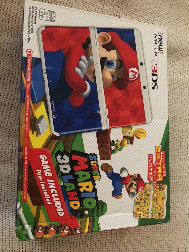 nintendo New 3DS Bundle w/Super Mario 3D Land and charger: $130.00 End Date: Thursday Mar-22-2018 4:38:18 PDT Buy It Now for only: $130.00…