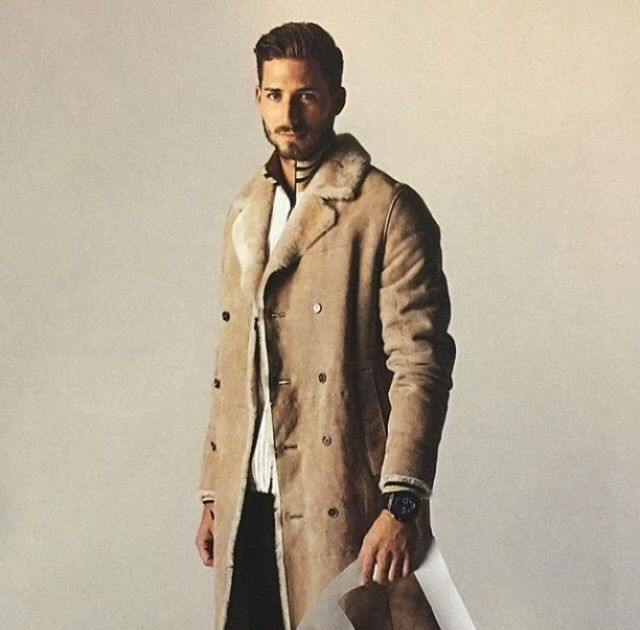 Kevin Trapp for Sport Style
