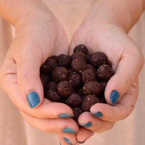 Σοκολατένιες μπάλες για πρωινό — Paxxi
