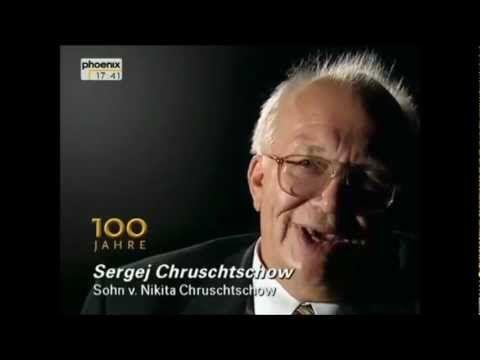 "Nikita Chruschtschow: ""Raketen sind nicht alles im Leben!"""