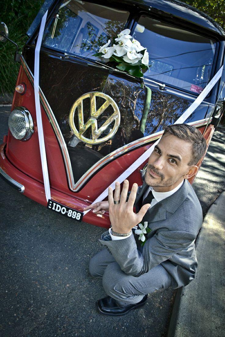 Just married | Steve Brack Photographer