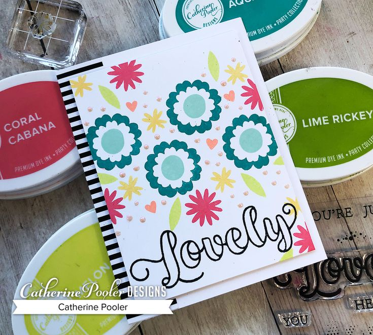 Tropical Treasures Release Blog Hop (With images