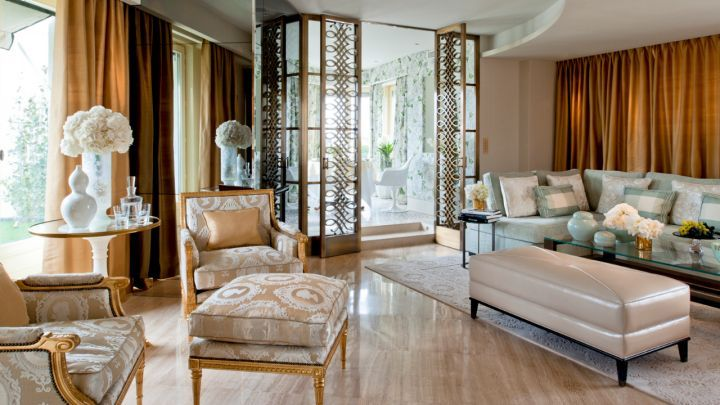 The Penthouse | Paris Suite | Four Seasons Hotel George V Paris