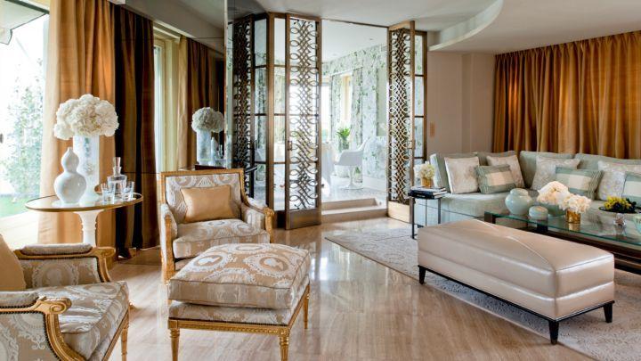 The Penthouse | Paris Suite | Four Seasons Hotel George V Paris