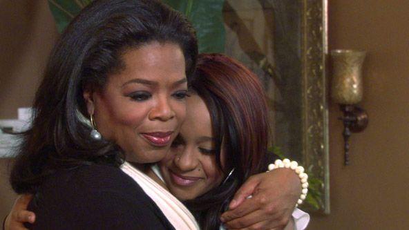 oprah: Whitney Houston, Interview Bobby, Oprah Winfrey, Bobby Kristina, Oprah Interview, Mothers Death, Daughters Bobby, Houston Families, Houston Daughters