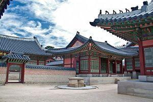 ドラマにもよく登場する景福宮。ソウル 旅行・観光のおすすめスポット!