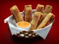 Breadsticks (Pizza Hut) - Máquina de Pão