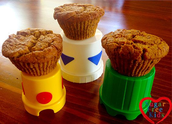 Our very best Gluten Freerecipe yet.Moist, light,tasty and surprisingly healthy muffins. Every ingredient is good for you and come together to create an amazing snack. When the mo…