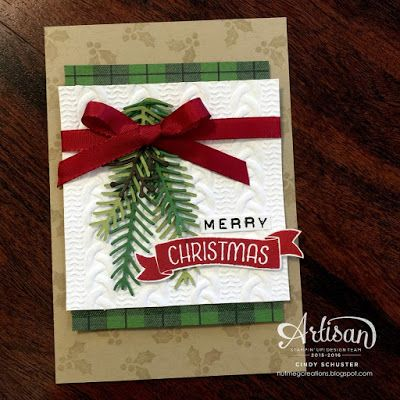 Juana Ambida Independent Stampin' Up!® Demonstrator Australia: Crazy Crafters Blog Hop with special guest Cindy Schuster