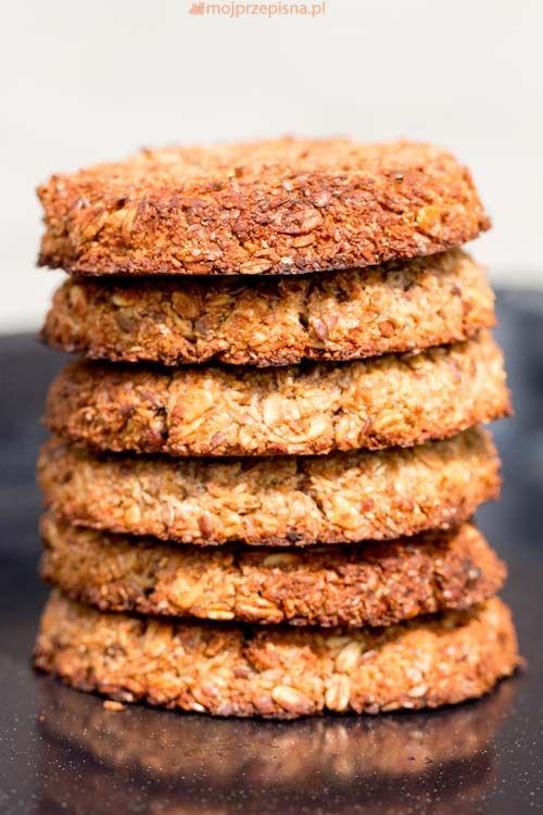 Kokosowo-owsiane ciasteczka Fit