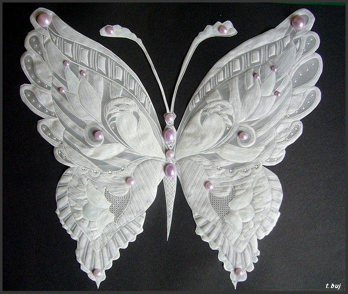 my work-velký motýl-21cm