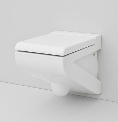 LA FONTANA, The.Artceram collection  design Meneghello Paolelli Associati. Wall- hung wc