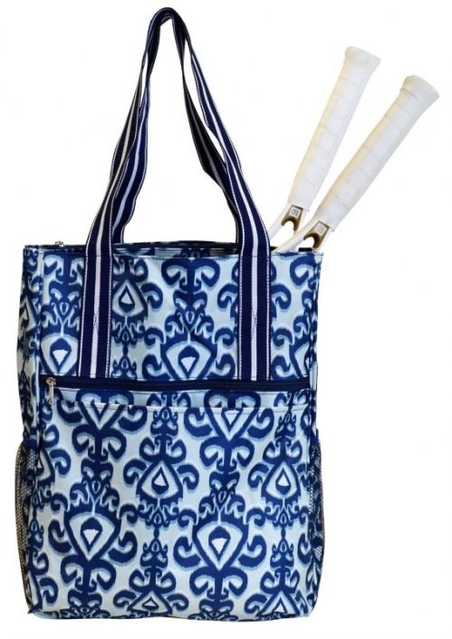 Love Tennis Bags? Here's our  Sapphire Falls All For Color Ladies Tennis Shoulder Bag! Find plenty of Tennis  Accessories here at #lorisgolfshoppe