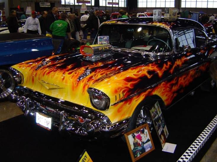 collection car paint job - photo #31