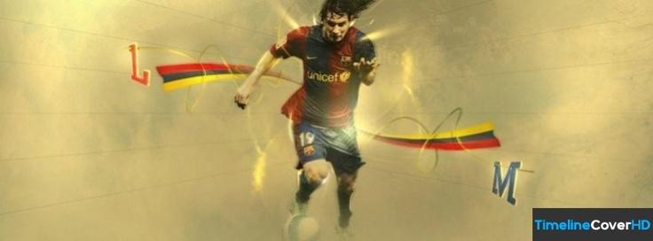 Barcelona Lionel Messi Facebook Cover Timeline Banner For Fb Facebook Cover