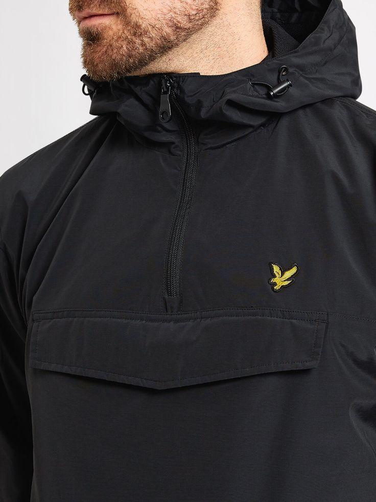 "#LyleandScott ""Pullover Anorak Black"" #casadora #chaqueta #jacket #windbreaker #britishstyle #lyleandscottvintage #lyleandscott #casual #casuals #casualclobber #casualstyle #novedad #newarrivals #ss17 #madrid http://www.rivendelmadrid.es/marcas/lyle-and-scott.html?tipo_prenda_hombre=375"