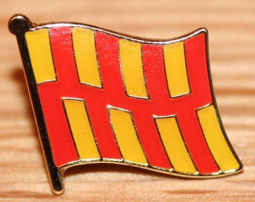 Northumberland England County Flag Enamel Pin Badge UK Great Britain   eBay