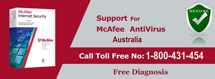 Along with these features, this antivirus software also comes with nonstop McAfee customer support number 1-800-431-454 (Australia) for the users when they need online help for various problems.