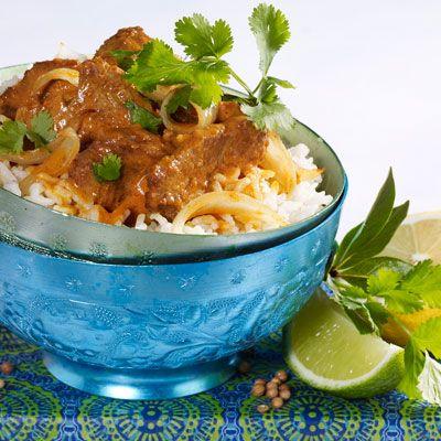 Curry d'agneau minute \Cliquez sur la photo pour la recette
