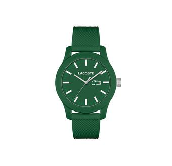 £75 Watch LACOSTE.12.12 with silicone strap