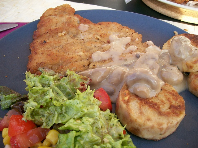 We had a couple over last week, and I was put in charge of dinner. Combined Wiener Schnitzel recipe, a Jaeger Schnitzel sauce recipe and the Serviettenknoedel recipe. It was a huge hit!     Delicious German Recipes at http://germanrecipes.healthandfitnessjournals.com