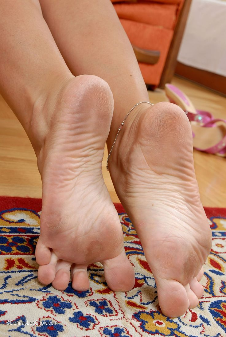 Beautiful sexy foot