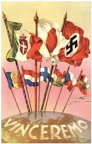 Italian Axis poster