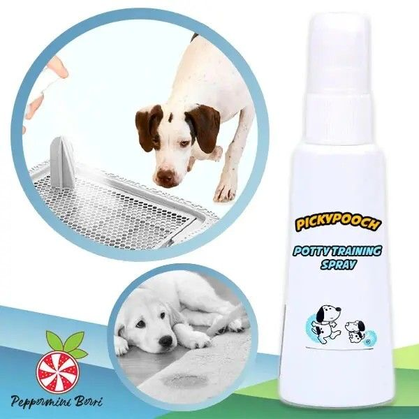 Pickypooch Potty Training Spray Potty Training Pets Dog Food