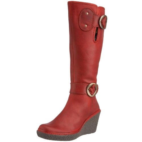 #Shoes: Fly London Women's Vale Knee High Boots - Buy New: £89.99 - £108.75 (On sale from £ 148.99)