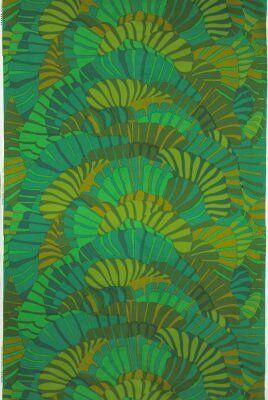 Tampella fabric by Marjatta Metsovaara