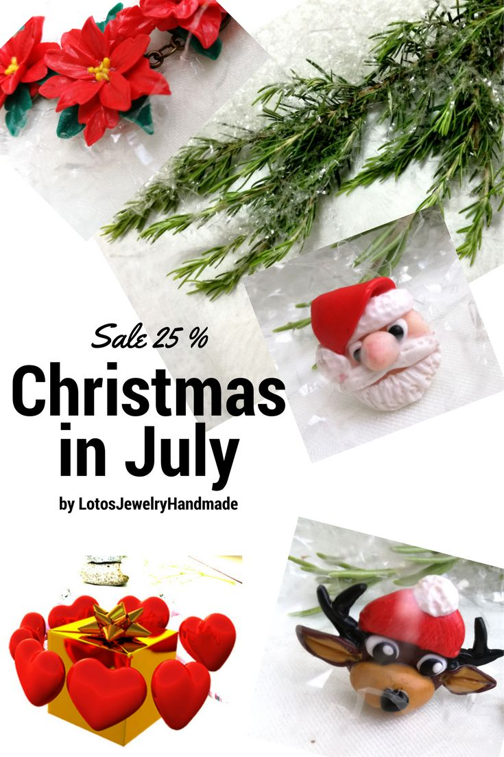 SALE 25%  Christmas in July. WELCOME TO MY SHOP