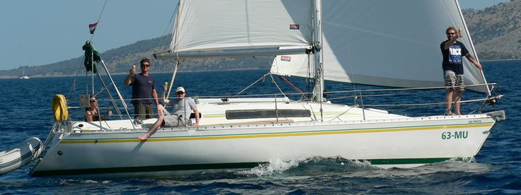 Learn to Sail Holidays in Croatia
