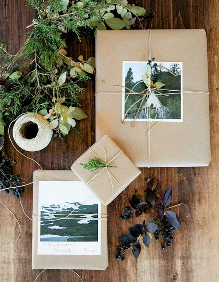 Emballage cadeau : les plus beaux emballages cadeau qui font de l'effet - Elle