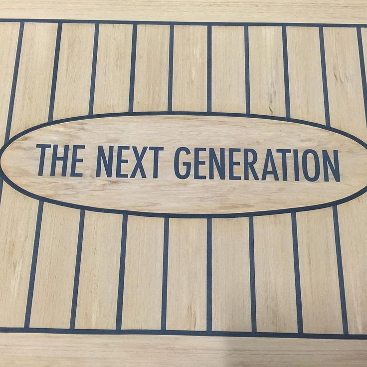 It really is…The next generation #flexiteek2g #2G #boatlife #boatshow #yachtlife http://ift.tt/1MdLLCA