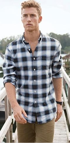 Men's casual style | Rodrigo Calazans