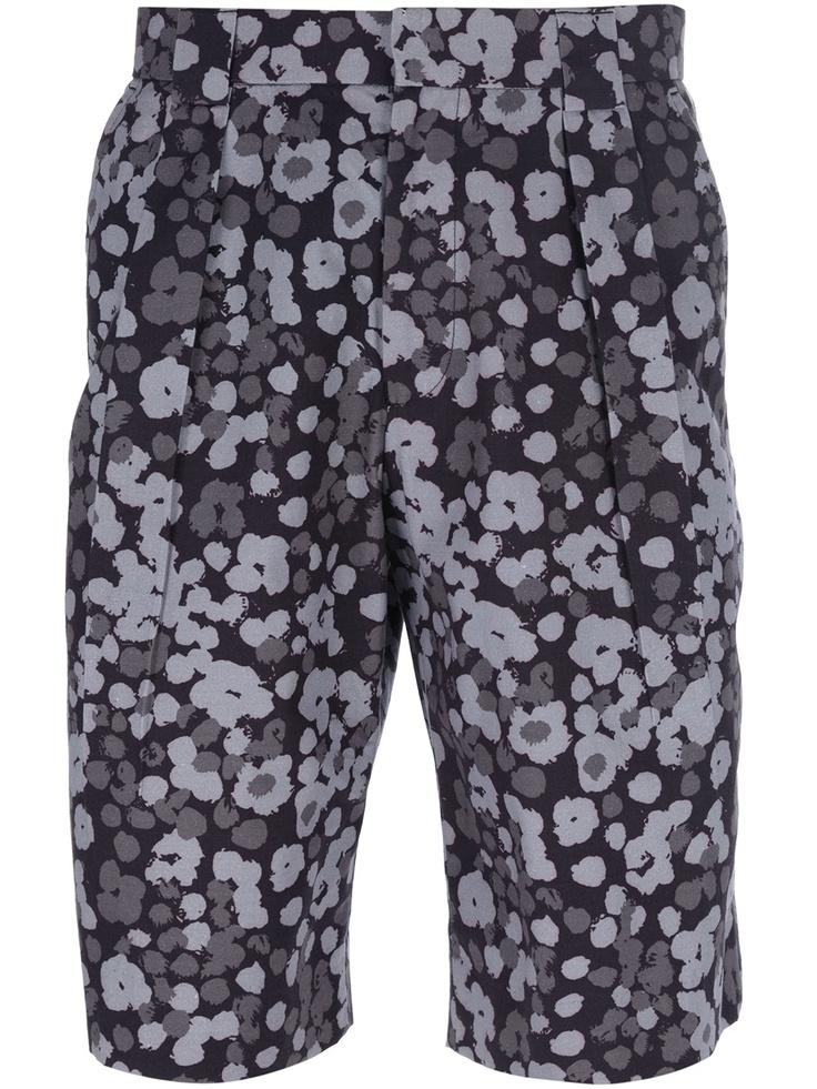 Men - All - Topman Design Printed Shorts - WOK STORE