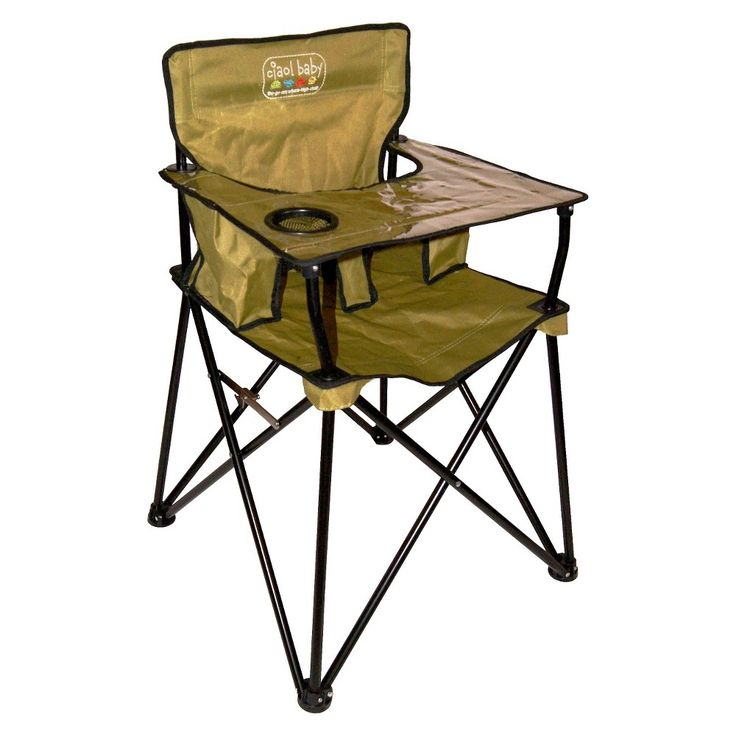 Pink camo baby high chair portable high chairs baby