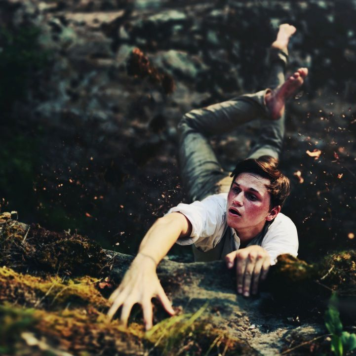 New Spectacular Self-Portraits by 18-Year-Old Alex Stoddard - My Modern Met