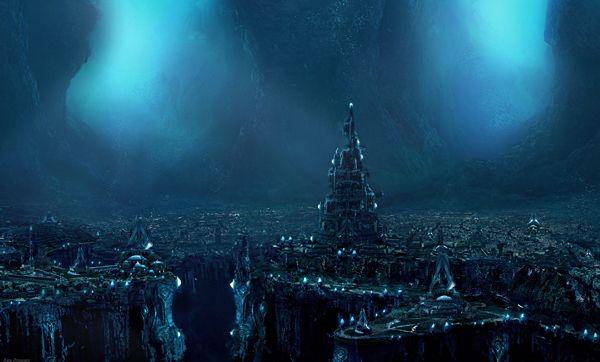 Mu ve Atlantis | Evren ve İnsan