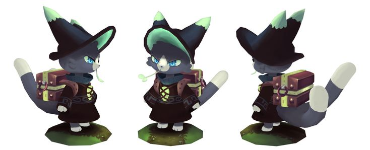 Owl mage friend was made from a tiny concept by Trudi Castle https://twitter.com/Salmikawolf/status/696901941087981568