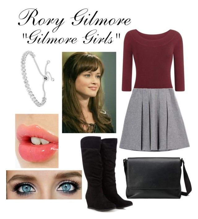 """Rory Gilmore """"Gilmore Girls"""" by littlemissfabulous1 on Polyvore featuring Fall Winter Spring Summer, Gucci and Charlotte Tilbury"""