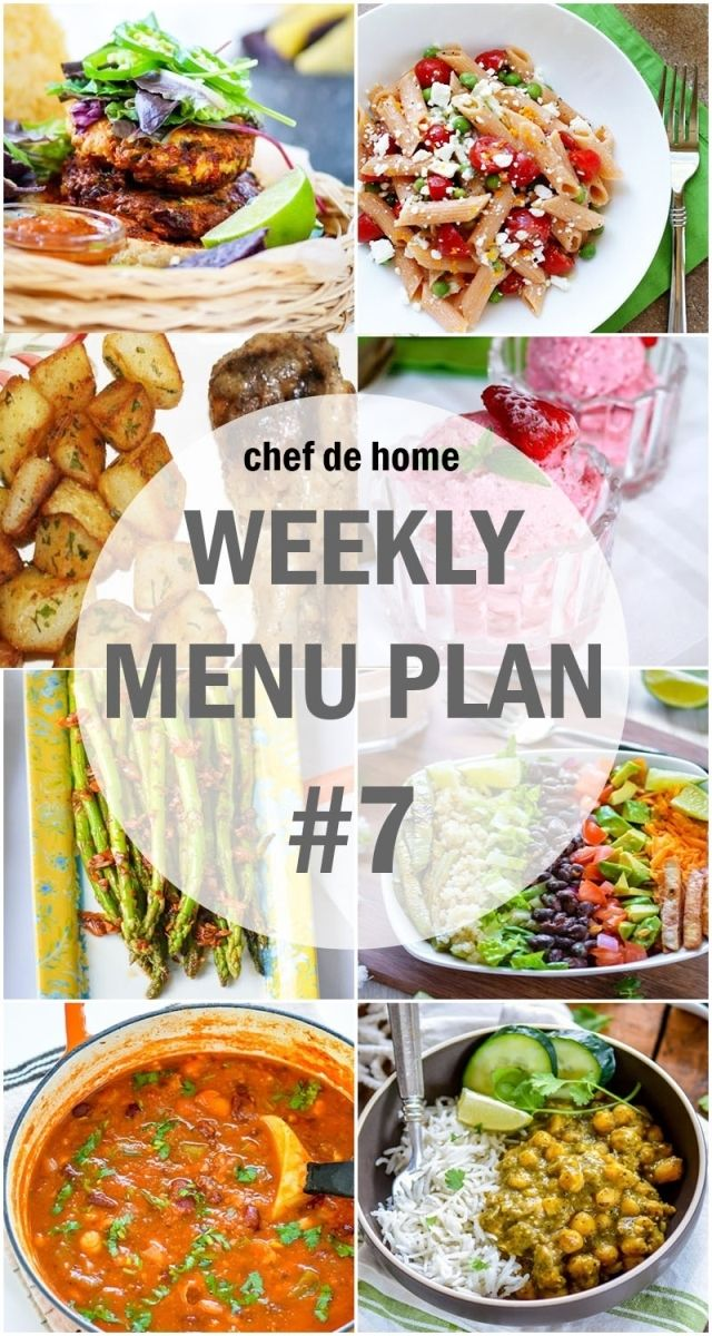 Weekly Meal Menu for week  full of lite and easy dinner recipes after festivities of #diwali and #halloween