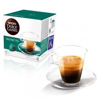 Capsules café Espresso Ristretto - NESCAFÉ® Dolce  Gusto® yy2283fd dolce gusto piccolo anthracite
