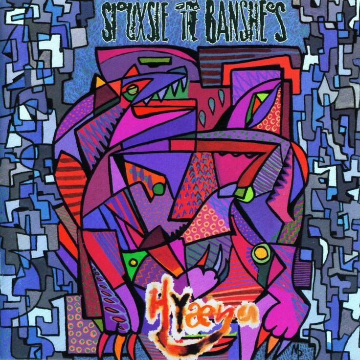 On this day in 1984, Siouxsie and The Banshees released their 6th album, 'Hyaena,' featuring the singles 'Swimming Horses' and 'Dazzle' — the only Banshees studio album to feature Robert Smith