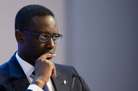 Tidjane Thiam Chief of Credit Suisse Was Paid $4.7 Million in 2015
