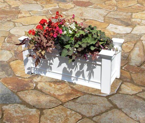 New England Arbors Windsor Long Planter Box >>> Continue to the product at the image link.