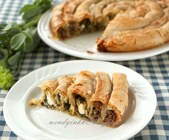 Table for 2.... or more: Turkish Borek - AFF West Asian Pastries #2