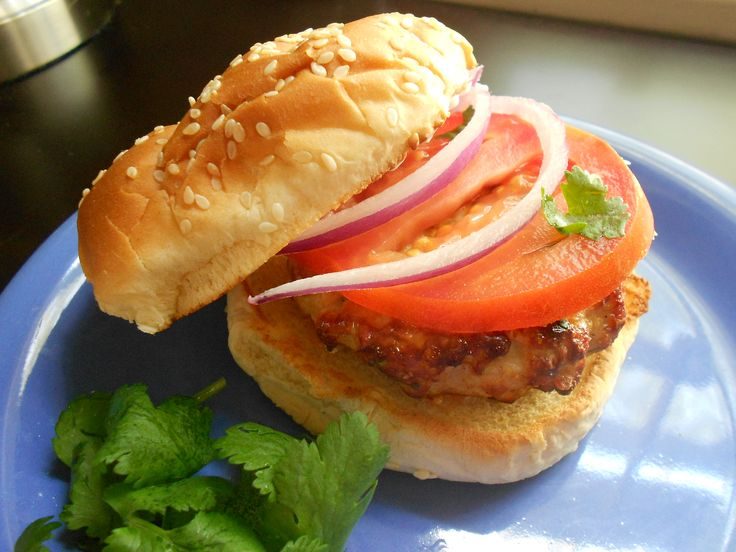 Actually Delicious Turkey Burger from Allrecipes. One of my personal ...