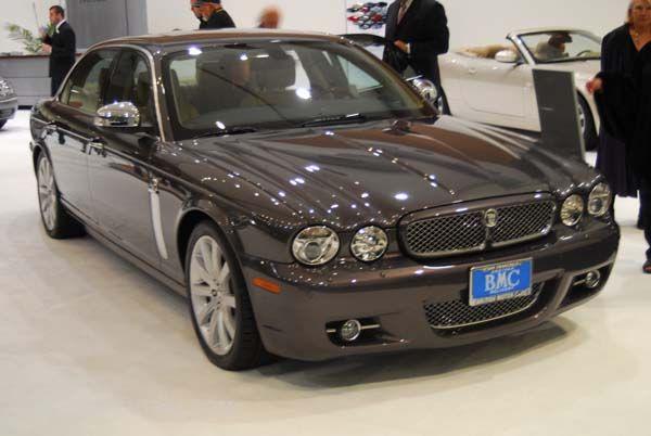 Jaguar XJ Vaden Plas